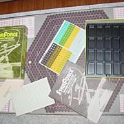 StarForce Alpha Centauri Space Board Game 1974 Un-punched Interstellar Designer's Edition