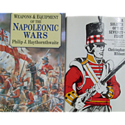 REDUCED Weapons & Equipment of the Napoleonic Wars Philip Haythornthwaite Soldier 71st ...