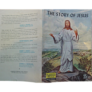 SOLD The Story of Jesus 1955 Classics Illustrated Comic Book #129 Special Edition Golden Age