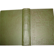 The Household Physician Vol II Homeopathic Treatment of Diseases A.T Lovering Medical Book