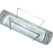 Pyrex Bake-A-Round by Corning Glass Bread Baking Tube & Recipes Instructions