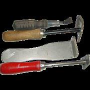 Paint Scrapers Wood Handle Mac Tools Sabina Ohio Square End Furniture Cabinet