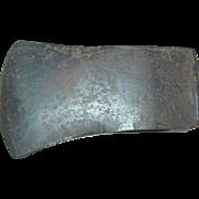 Fulton Hatchet Axe Head Single Bit Sears Roebuck Woodworking Ax Tool