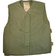 Military Cover Combat Body Armour Large Bullet Proof Armor Flack Vest Olive Drab Kevlar