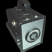 Ansco Shur-Flash Box Camera for 120 Roll Film 1953 Binghamton N.Y.