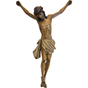 Antique lime wood sculpture,Italy, 19th century