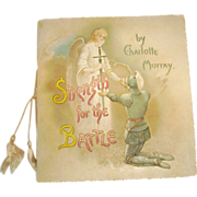 Victorian Lithograph Miniature Book by Charlotte Murray