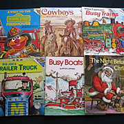 "SALE Children ""Please Read To Me"" Picture Eight Book Set"