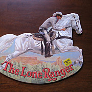 "SALE 1981 ""The Lone Ranger"" Rocking Books"