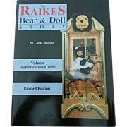 "SALE ""The Raikes Bear & Doll Story"" Collector's Price Guide"