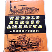 SALE 1959 Wheels Across America