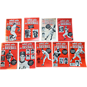 SALE 1969 - 1982 Who's Who's Who in Baseball Set of Nine