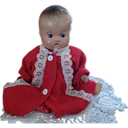 SALE Composition Baby Doll