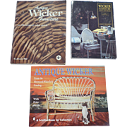 SALE Wicker Furniture and Accessories Price Guide Set