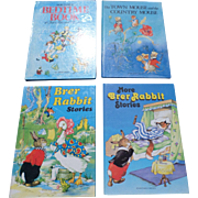 SALE Rene Cloke Illustrated Children Book Set Of Four