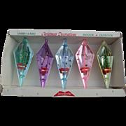 SALE Jewelbrite Plastic Christmas Tree Ornaments