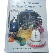 SALE The L. G. Wright Glass Company Price Guide