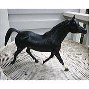 Vintage Black Beauty Morganglanz Breyer Horse Mold # 59
