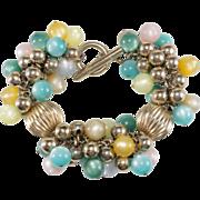 SALE Napier Moonglow Toggle Clasp Bracelet