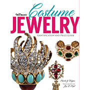 Warman's Costume Jewelry Book - Autographed Copy
