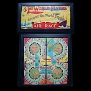 SALE 2 Framed Game Boards ~ World FLYERS 1927