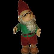 """SALE 9"""" Schuco Yes/No Gnome"""