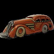 C. 1949 Marx Tricky Taxi, Works!