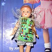 Funky Disco Wee Patsy Doll -Effanbee