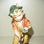 'Little Gardener'  Figurine