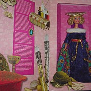 Medieval Lady Barbie 1994 *Mint!