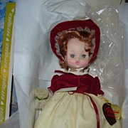 1978 Effanbee  Flower Girl Punkin Doll  *MINT!
