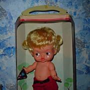 1960 Migliorati  Pollicino Doll MIB