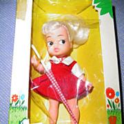 1966 Eegee  'Thumbkins'  Doll  #555