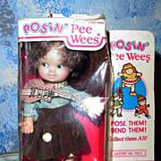 Uneeda Pee Wee Cowgirl  Doll *NIB