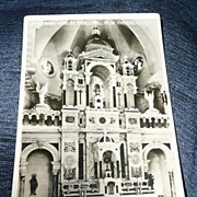 "Nuestra Senora de La Caridad Del Cobre ""Our Lady of Charity' 1963  Post Card"