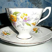 Crownford Yellow Flower  Cup Duo