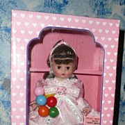 1994 Effanbee Vintage  'Happy Birthday Doll'    *NIB