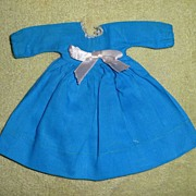 SOLD Vogue Blue Dress with Tag