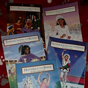 Lot of Five  1990's  Magic Attic Club Doll Books *Brand New!