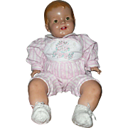 """SOLD Beautiful Huge 26"""" Composition Baby Doll"""