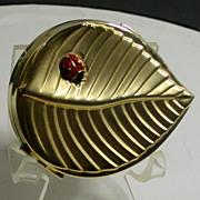 Estee Lauder Vintage Ladybug, Ladybug Powder Compact