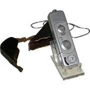"Minox B Subminiature ""Spy"" Camera, Circa 1960, Cold War Era!"