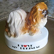 Pekingese Dog Figurine by George Good