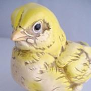Lefton Yellow Chick Planter