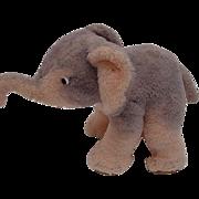 "SALE Steiff ""Cosy Trumpy"" Elephant 1950's"