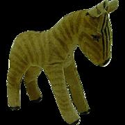 1950's Steiff Zebra