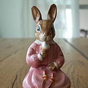 Royal Doulton Polly Bunnykins Figurine