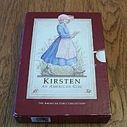 An American Girl Kirsten Books Box Set