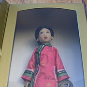 Girl Of Many Lands Doll Spring Pearl  American Girl Doll