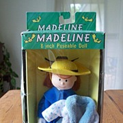 "Madeline 8"" Poseable Doll By Eden"